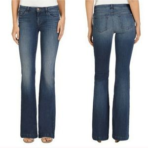 J Brand Love Story Ingenue Flare Jeans